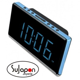 RADIO RELOJ SUNSTECH