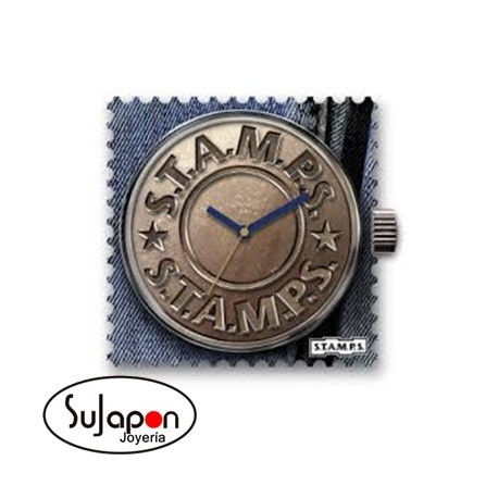 RELOJ STAMPS FLY BUTTON