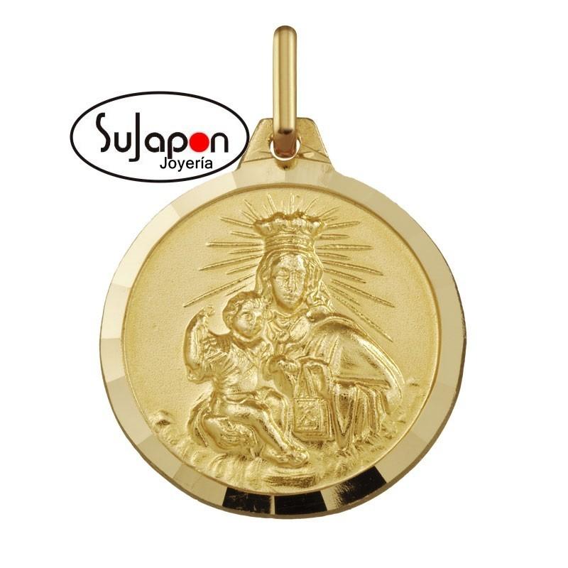 Medalla de oro Virgen del Carmen