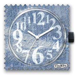 Reloj Stamps Denim Time