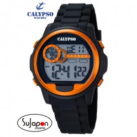 RELOJ CALYPSO DIGITAL JUNIOR K5667/4