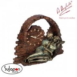 Reloj sobremesa Anglada Paraiso