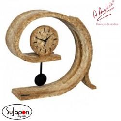 Reloj sobremesa Cabriola de A.Anglada