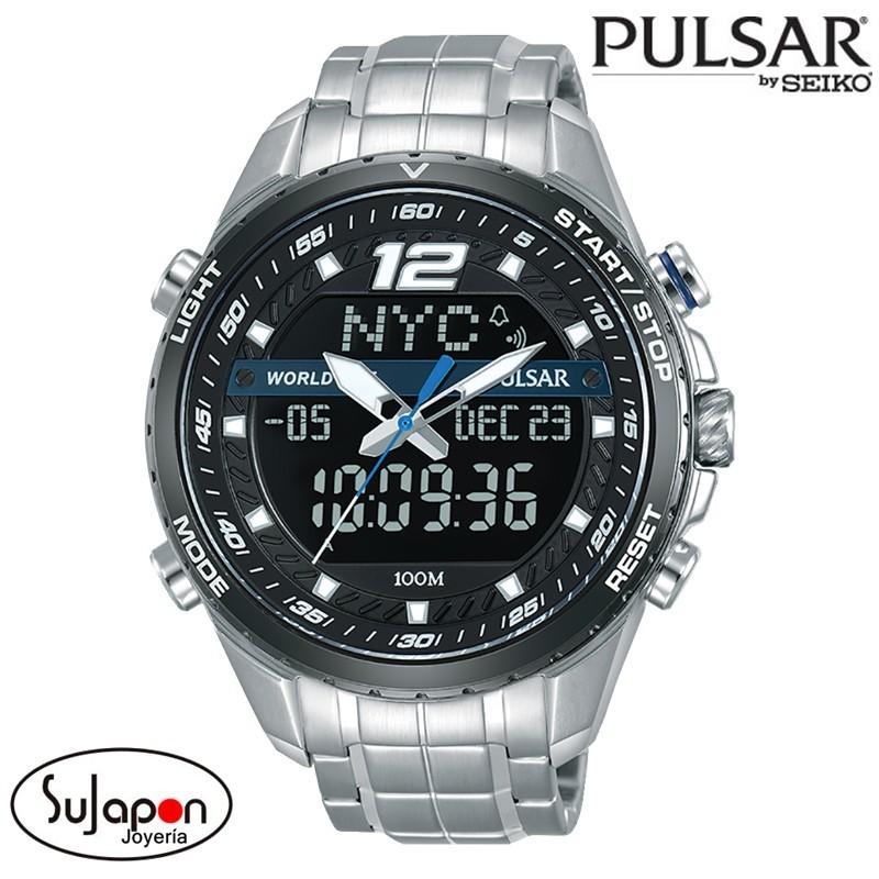 Reloj Pulsar Active
