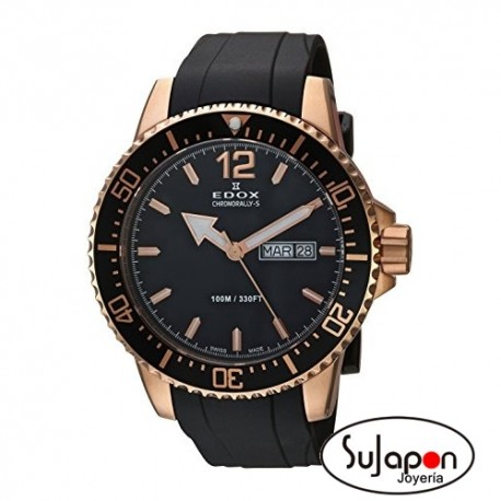 a395db2609be RELOJ EDOX CHRONORALLY-S 8430037 - SuJapon