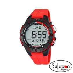 Reloj Calypso digital para hombre