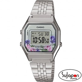 RELOJ CASIO DIGITAL LA680WEA-4CEF