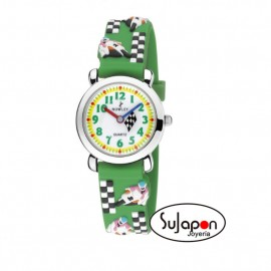 Reloj Nowley infantil con motos
