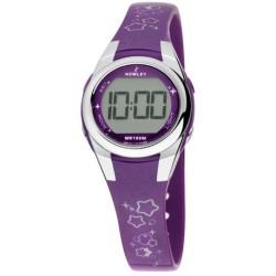Reloj Nowley digital niña violeta