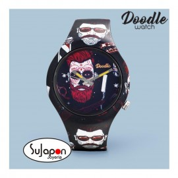 Reloj Doodle Beardster
