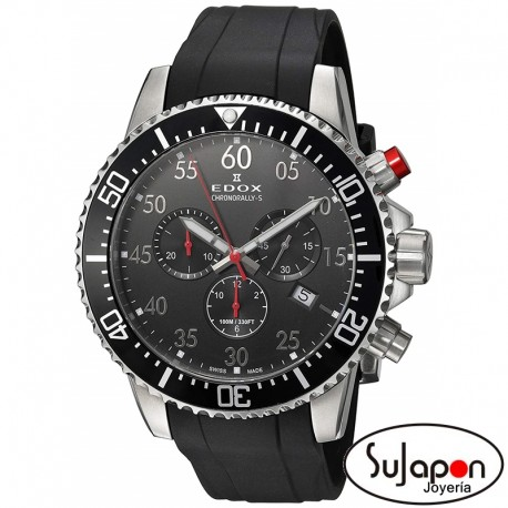 RELOJ EDOX CHRONORALLY-S 102273