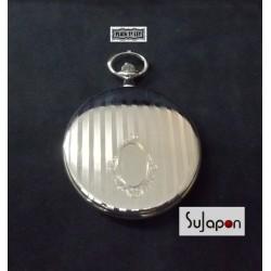 Reloj de bolsillo de plata Minister