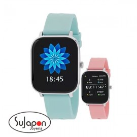 SMARTWATCH MAREA con 2 CORREAS B58006/6
