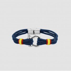 Pulsera Real Club Azul