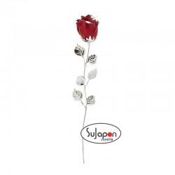 Rosa Roja de 33 cm.