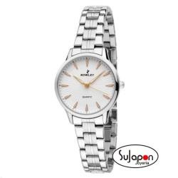 Reloj Nowley para mujer pulsera de acero